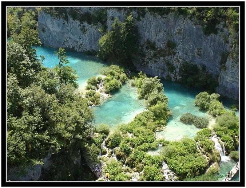 lacs de plitviche, Croatie