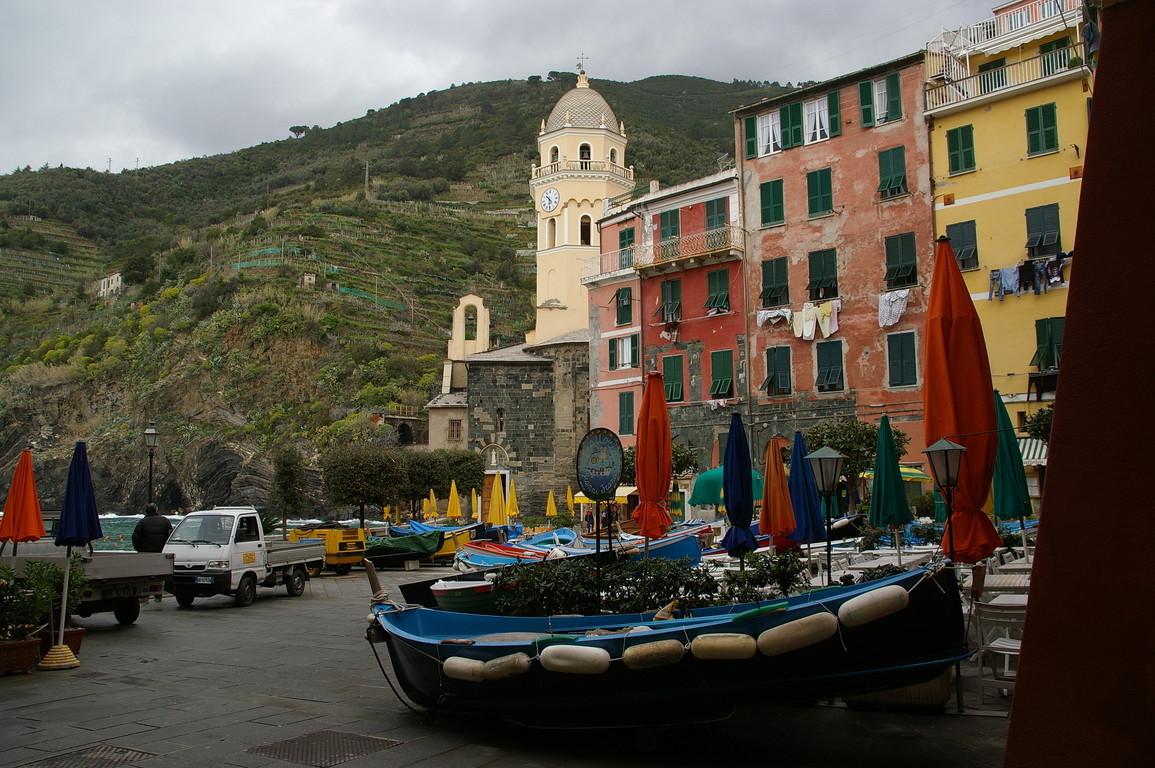 cinque terres, Italie