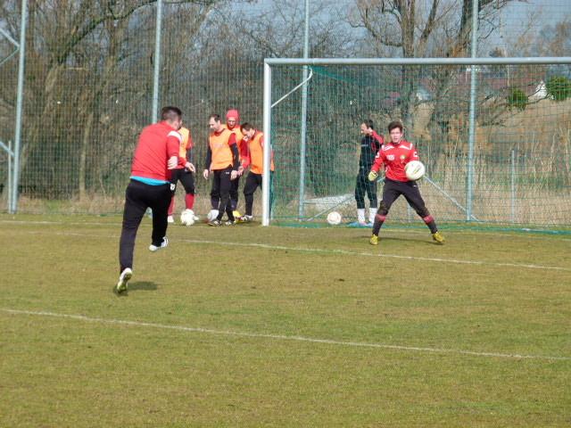 Trainingslager Vorbereitung für Frühjahr  2014