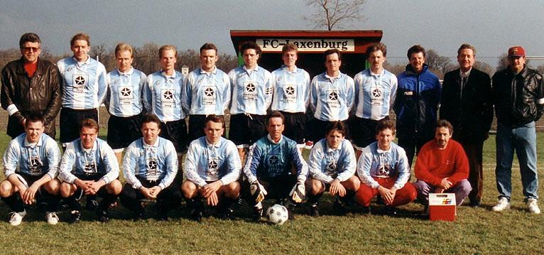 Mannschaft  1996/1997
