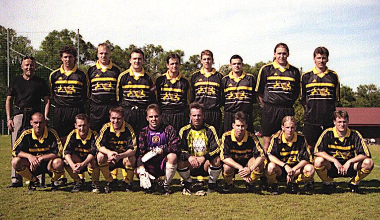 Mannschaft  1998/1999