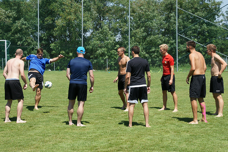 Trainingslager 2017