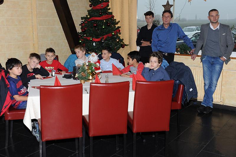 Weihnachtsfeier 2016 Jugend