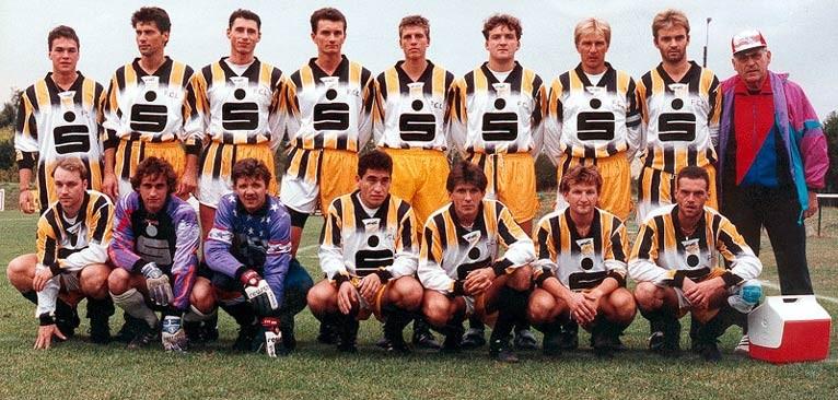 Mannschaft  1994/1995