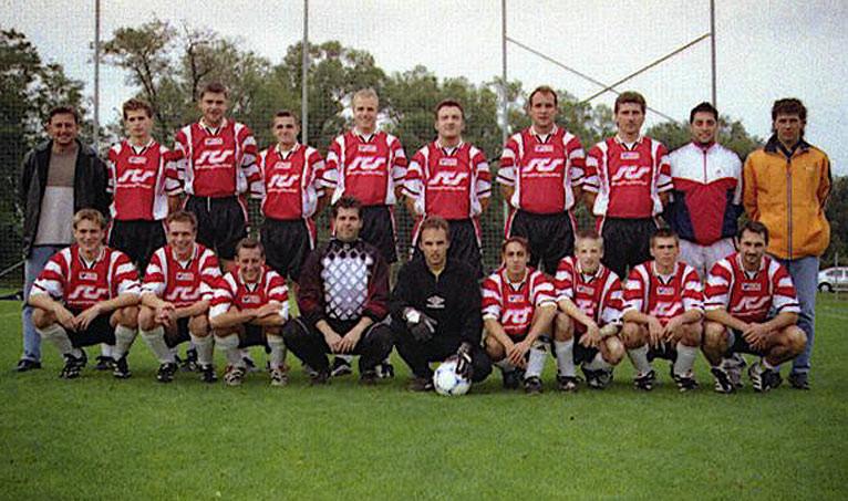 Mannschaft  2000/2001