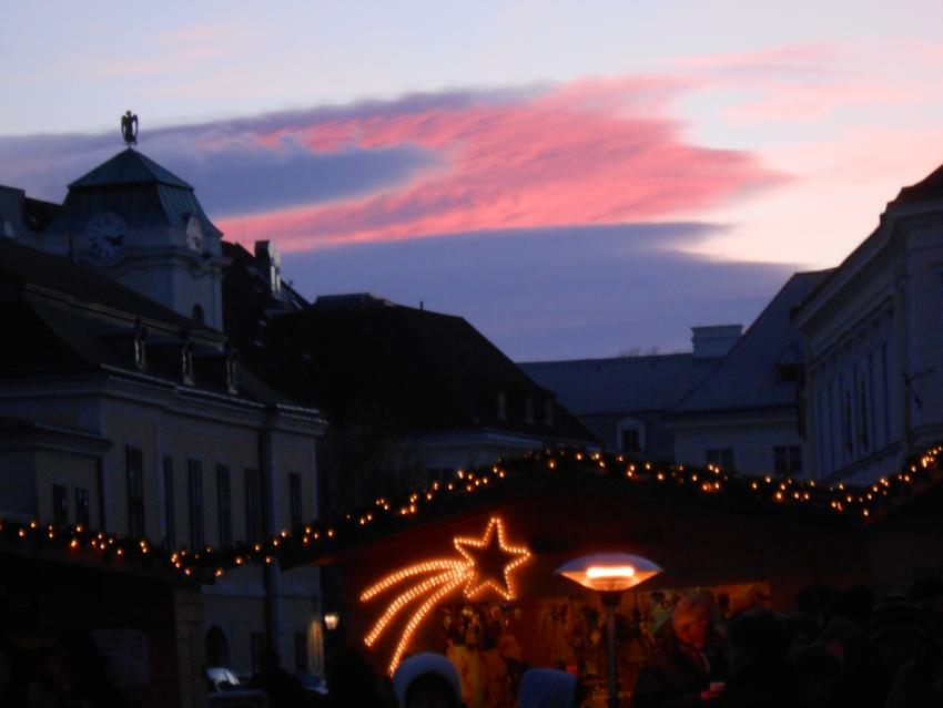 Adventmarkt Laxenburg  2013