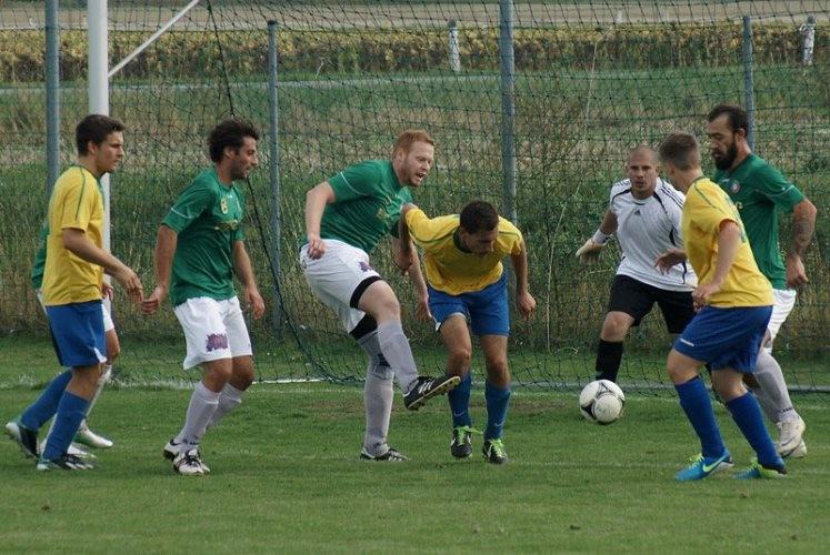 Mannschaft  1b,  Achau  Herbst 2013