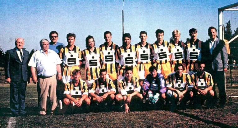 Mannschaft  1993/1994