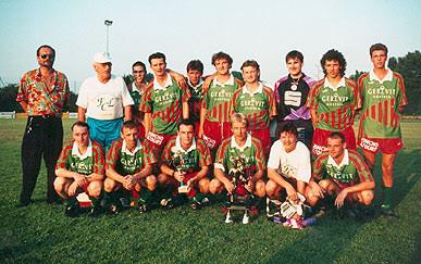 Mannschaft  1995/1996