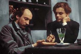 """Una scena del film """"Poeti dall'Inferno"""", 1995"""