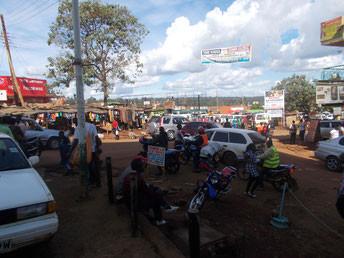 Sundays in Embu Town