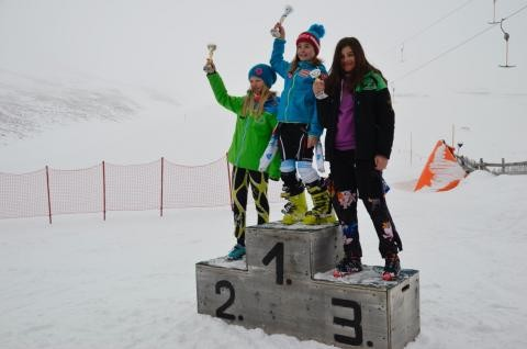 Rang 3 für Magdalena Erlacher beim RSL am Falkert
