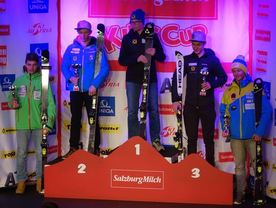 Platz vier im Slalom für Philip Hoffmann
