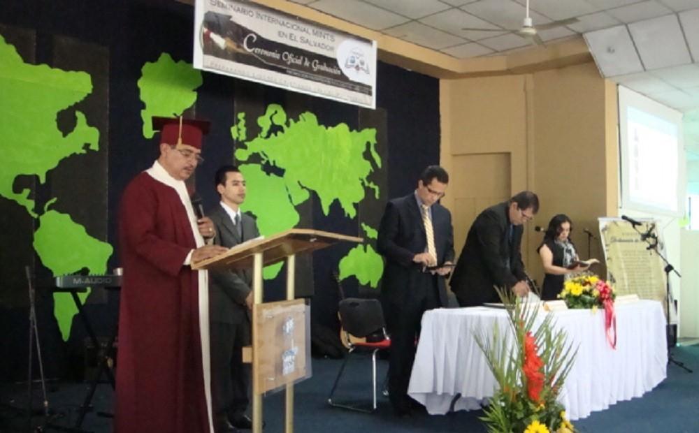 Lectura Bíblica Inicial | Ing. Pedro Alfaro, Graduando