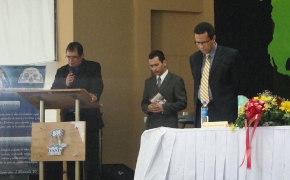 Palabras y Oración de Cierre | Rev. José Ramírez
