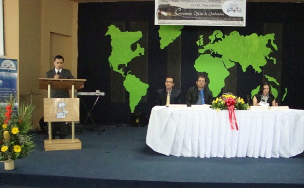 Dirección y Apertura | Lic. Marvin Argumedo, Director Nacional SIMES