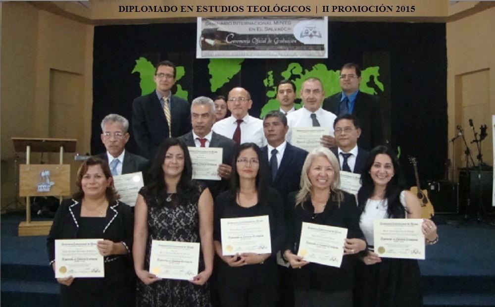 II Promoción de Diplomado | Año 2015
