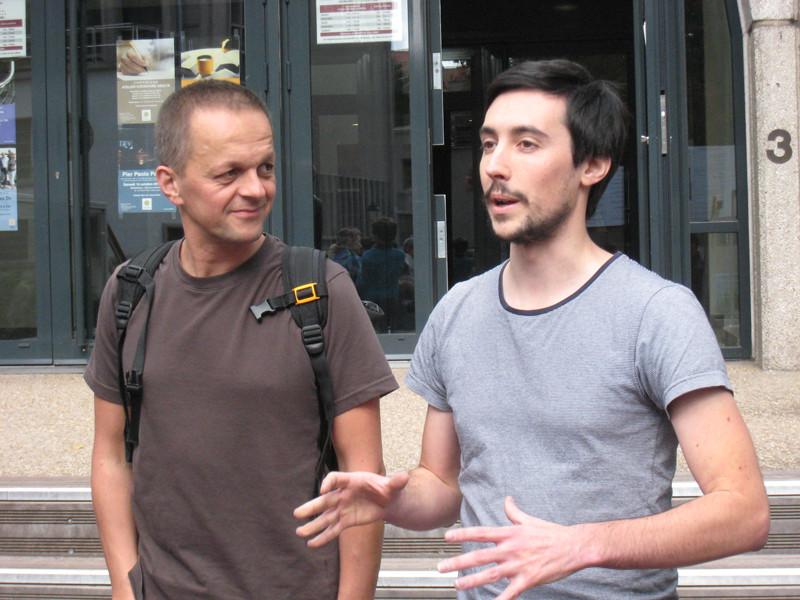 Laurent Guérel et Nicolas Charbonnier - Label Tsuku Boshi