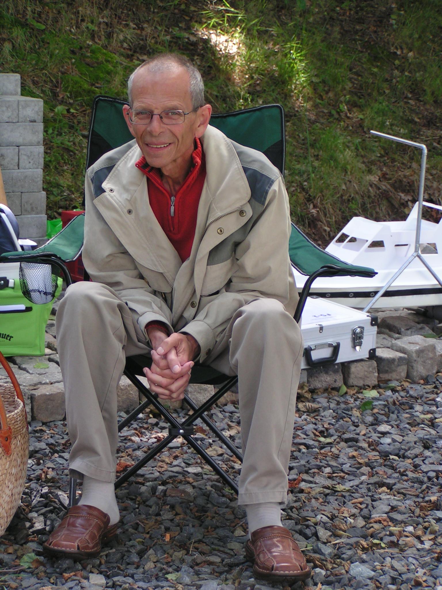Richard Bauer, verstorben 2016