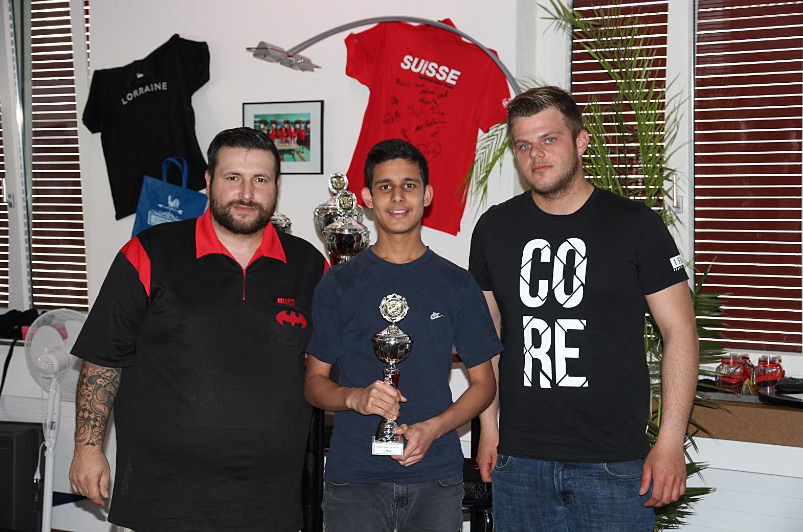 DLRA Cup 2018 - 3.Rang - DC Menziken 2