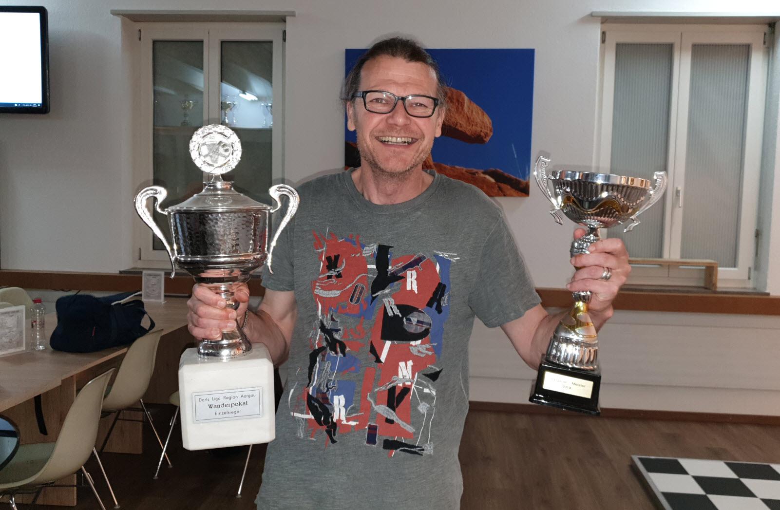 Aargauer Meister 2019 - Bruno Gfeller (DC Sonnenberg - Brugg)