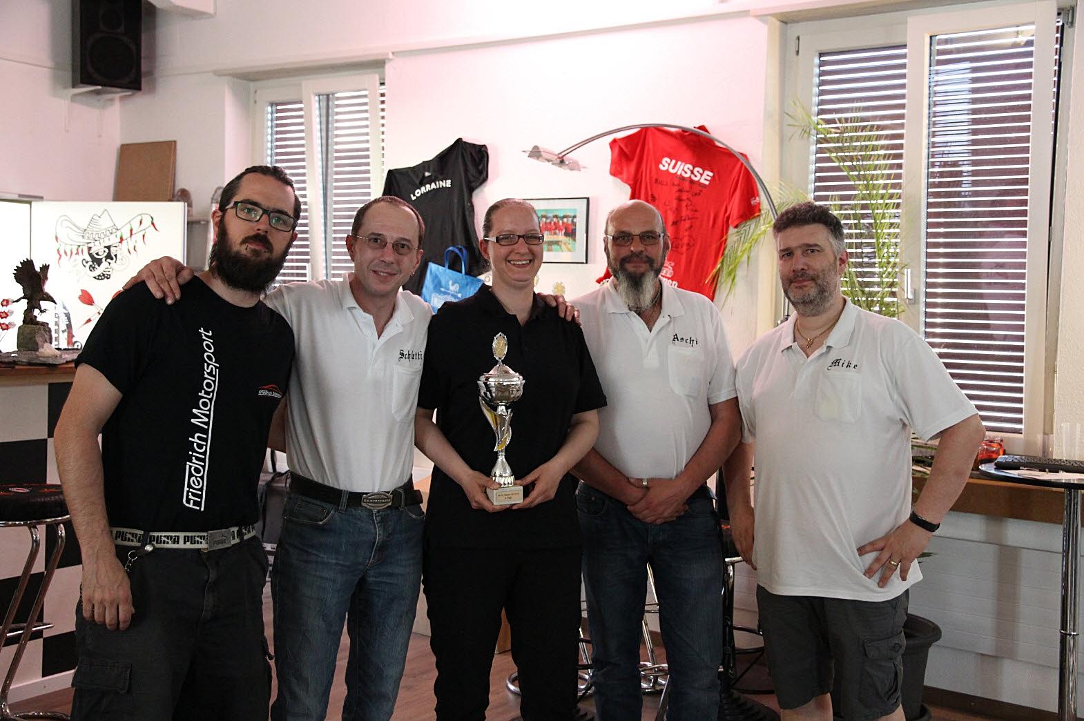 DLRA Cup 2018 - 2.Rang - DC Menziken 1