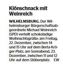 Elbe Wochenblatt Wilhelmsburg vom 20.12.2017, Seite 2