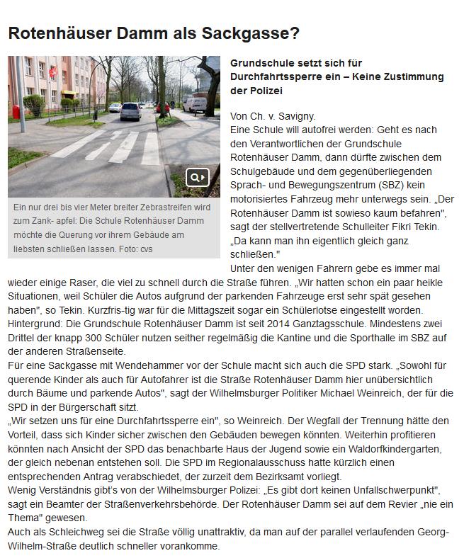 Wilhelmsburger Wochenblatt 17.05.16