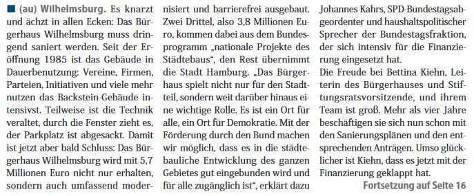 Neuer Ruf Wilhelmsburg vom 04.03.2017, Seite 1