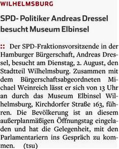 Hamburger Abendblatt 27.07.2016