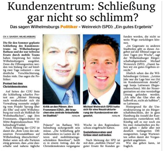 Wochenblatt Wilhelmsburg vom 19.04.17, Seite 3