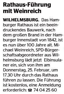 Wilhelmsburger Wochenblatt