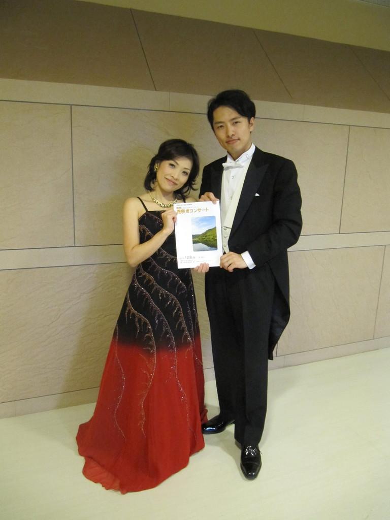 第九回 花咲コンサート 初めての第九ソロを終えて @花咲ホール(岐阜県山県市)