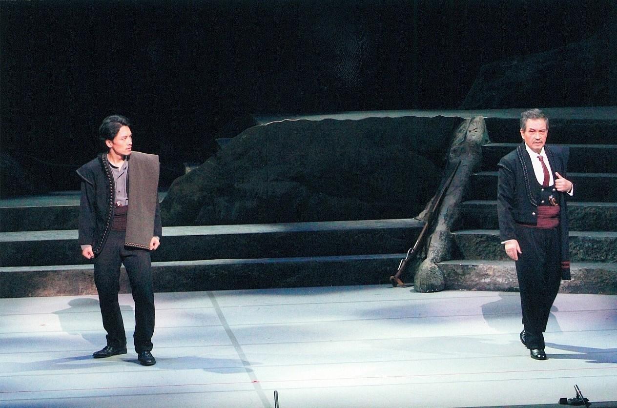 渋谷シティオペラ第十四回公演 歌劇『カルメン』 第三幕より ドン・ホセ:城宏憲/エスカミーリョ:直野資 @さくらホール