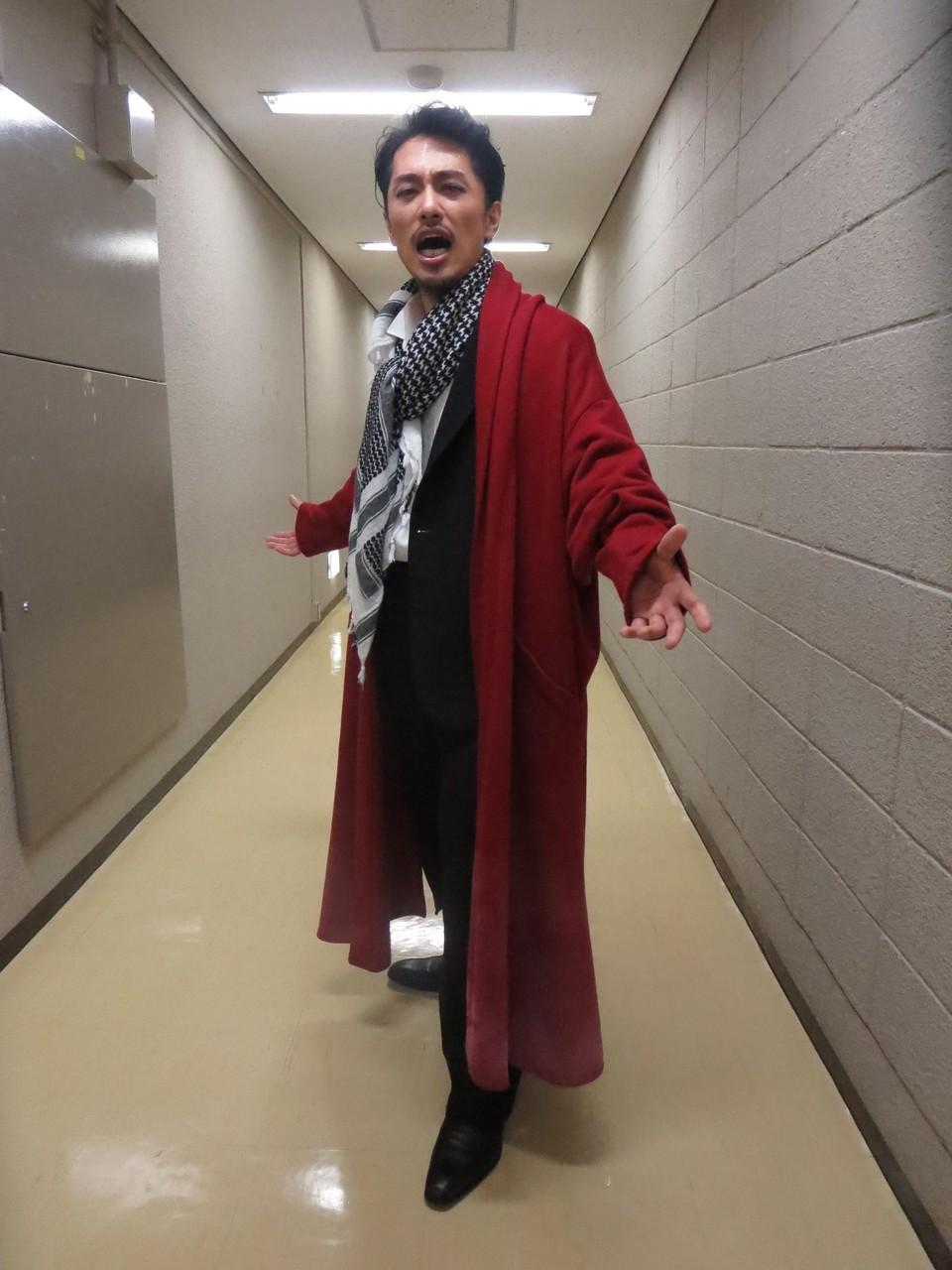 首都オペラ第24回公演 歌劇『トゥーランドット』 ―休憩中―