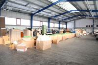 Produktionshalle in Ittlingen, DE