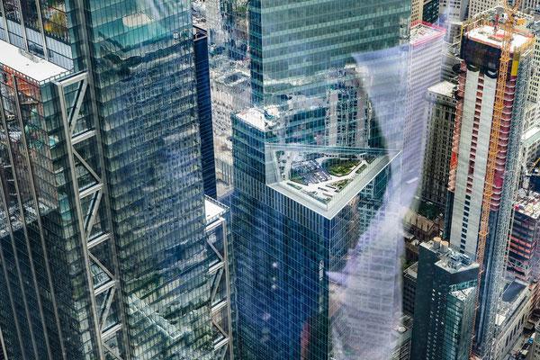 Platz 4 | Sabine Reimann, Architektour USA