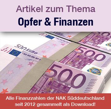 Dieter Kastls Finanzrecherchen NAK-Süd
