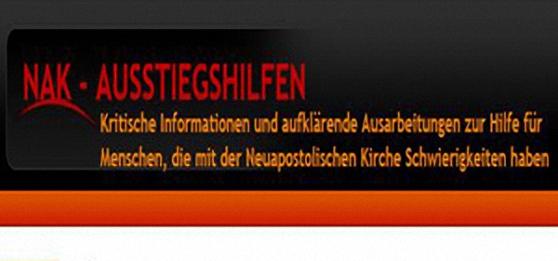 Detlef Streichs Webseite: http://nak-aussteiger2010.beepworld.de/index.htm