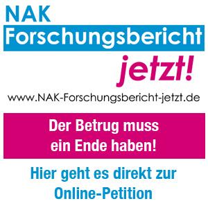 Dieter Kastls Aufruf zur Veröffentlichung des Forschungsberichts der Zeitzeugen