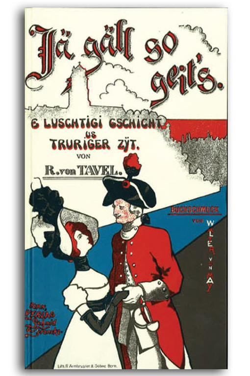 Der Erstling, erschienen 1901, illustriert von Walter von May