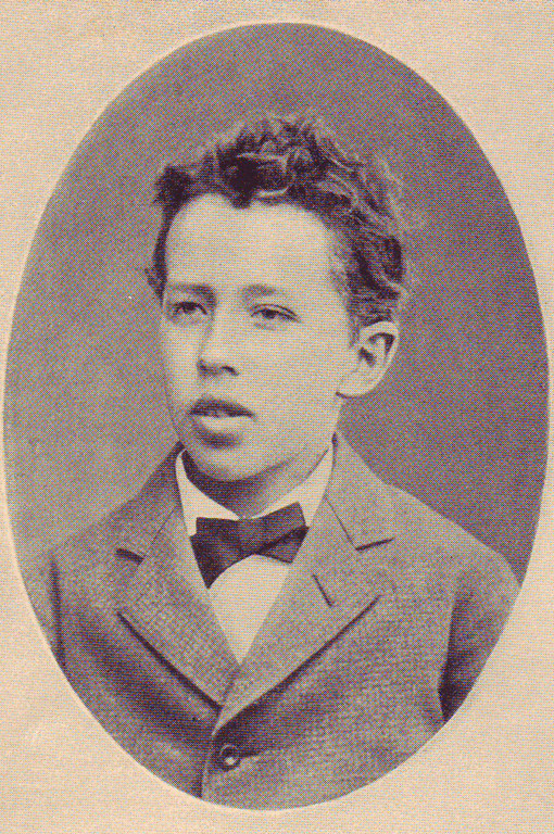Der Jüngling Rudolf von Tavel (BB)