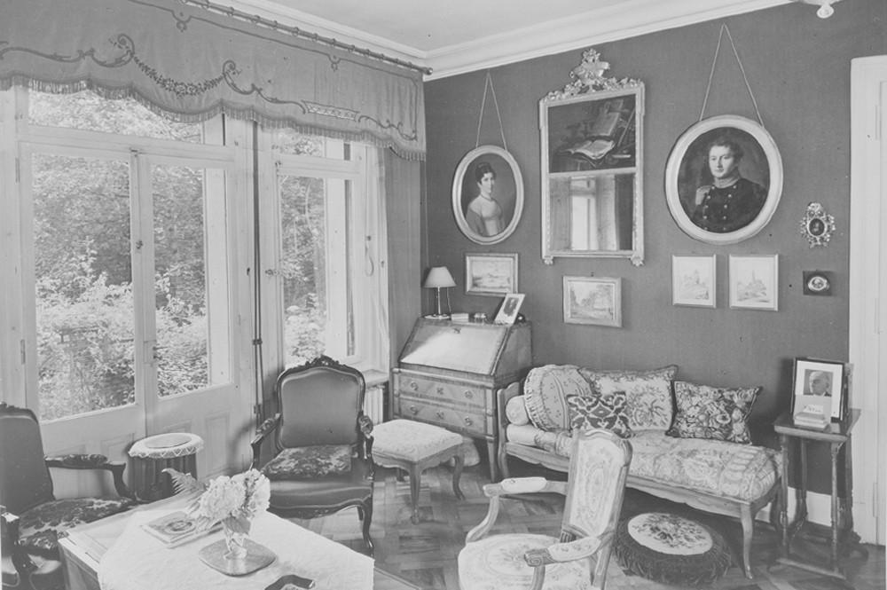 Wohnhaus, Salon (BB)
