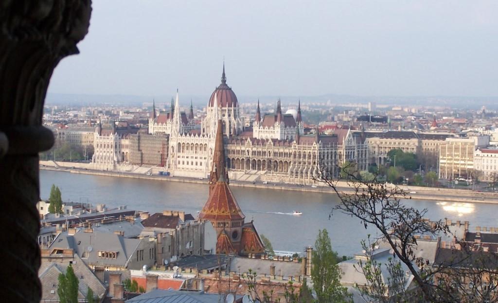 Budapest unsere alte Liebe