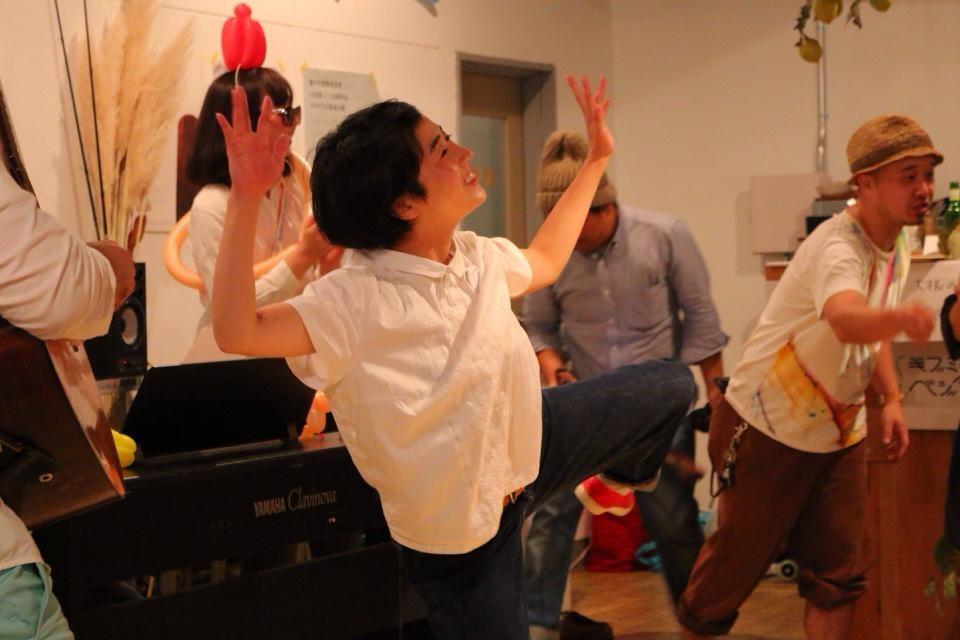 そうめん体操ををきれいな動きで踊ってらっしゃいました!