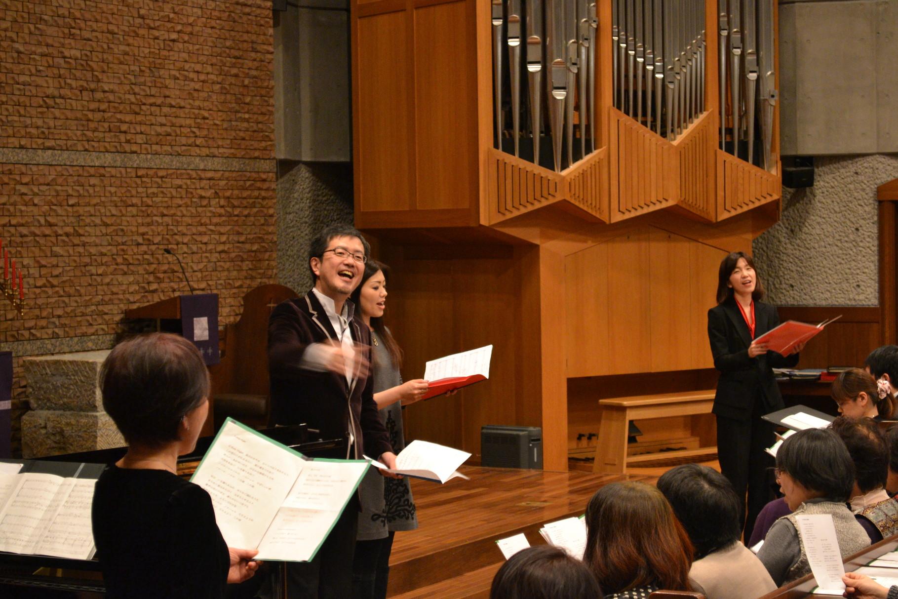 教会コンサート2013