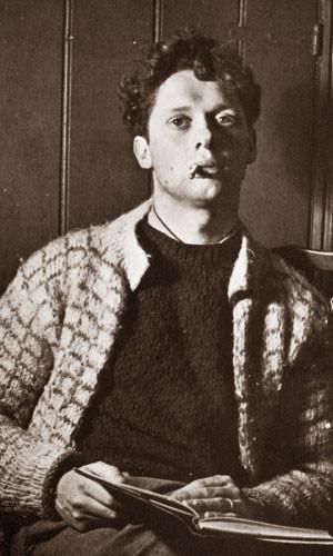 Dylan Thomas (1914-1953) negli anni Trenta