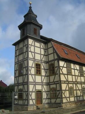 Kirche Burkhardtroda