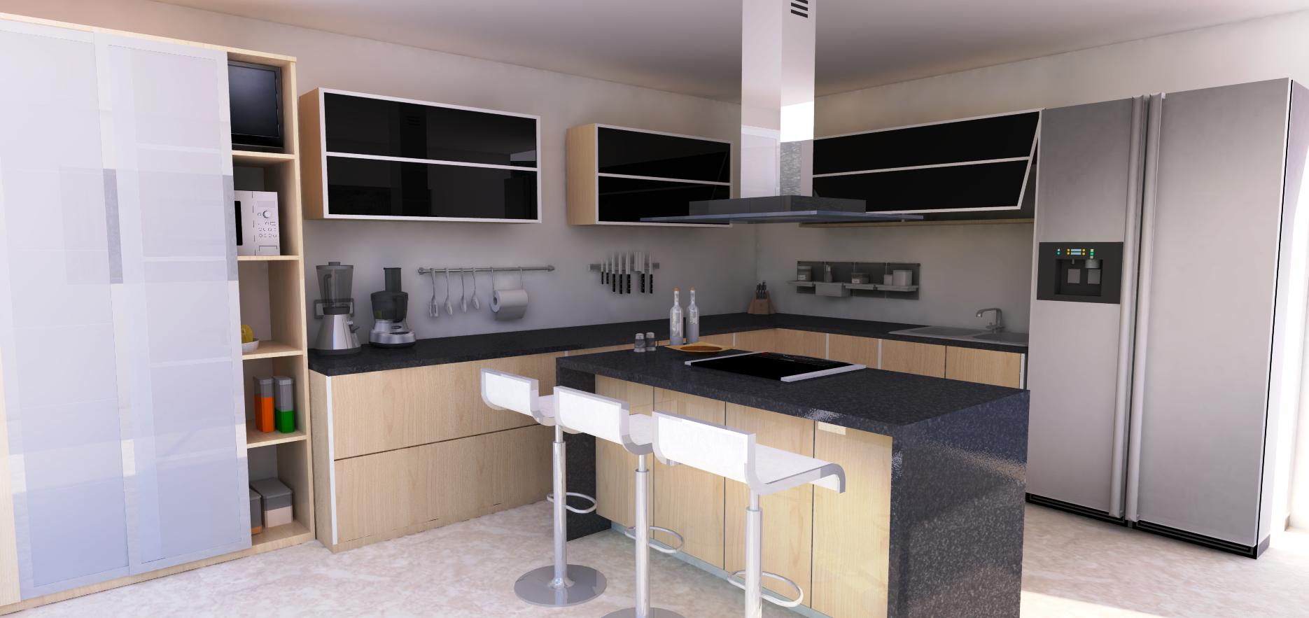 Muebles de cocina 02