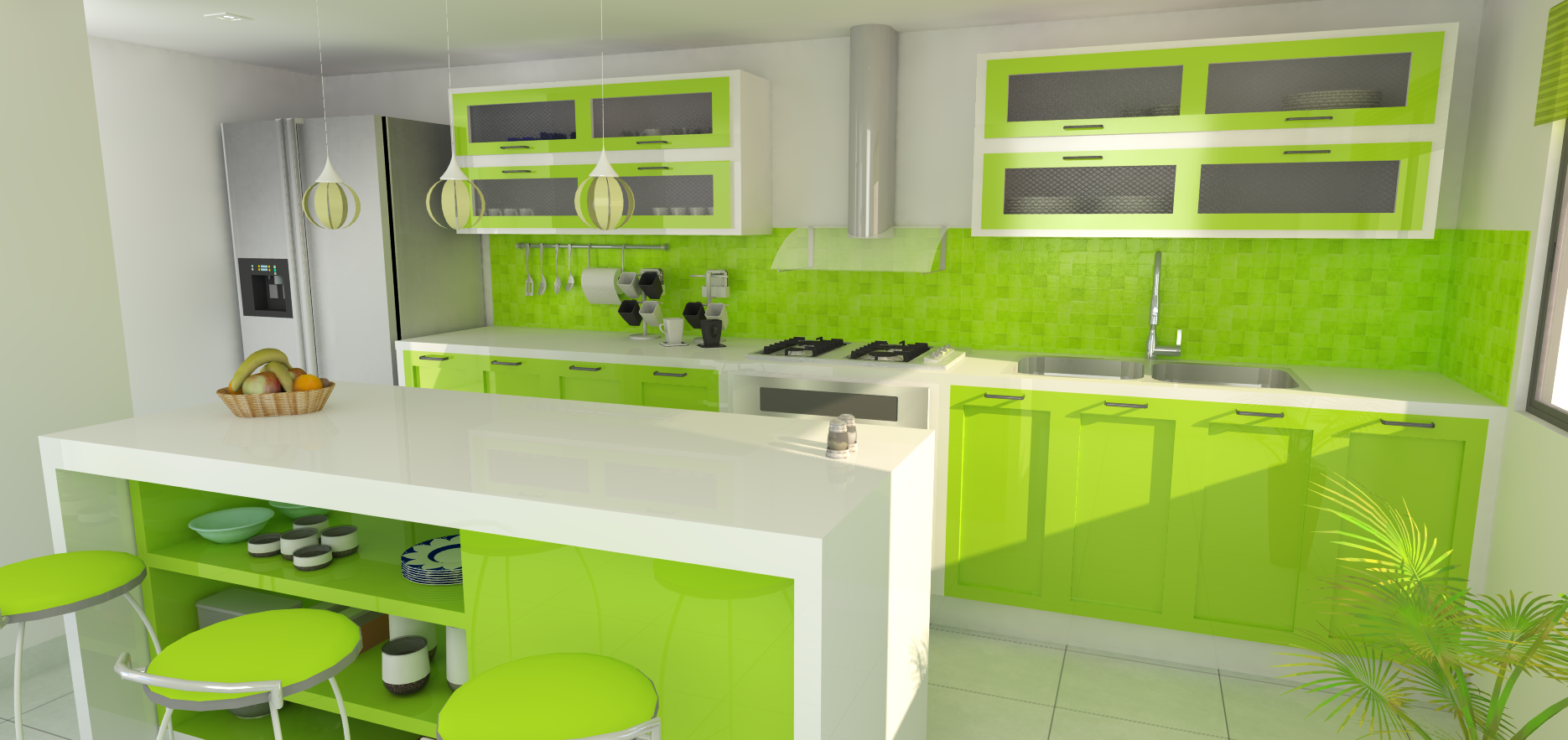 Muebles de cocina 06